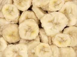 Banana Sliced IQF 1kg SpeedyBerry