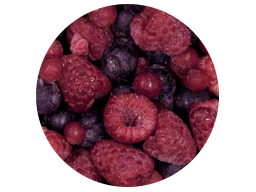 Berry Mixed IQF 10kg (Blueberry,Blackberry,Raspberry)