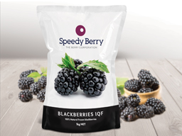 Blackberries IQF 1kg SpeedyBerry