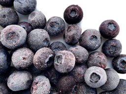 Blueberries IQF 1kg SpeedyBerry